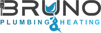 Bruno Plumbing and Heating Logo